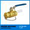 Lead Free Brass Solder Chain Ball Valve