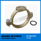 Brass Ferrule Clamp with Saddle Fittings (BW-F05)