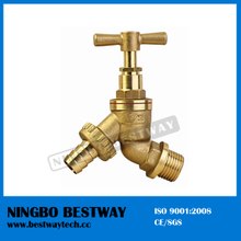 Male Threaded Brass Stop Cock Valve (BW-S12)