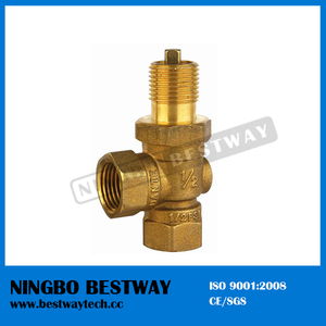 Brass Gas Valve Manufacturer Fast Supplier (BW-V02)