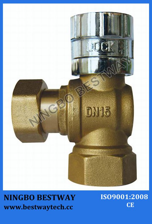 Angle Type Lockable Valve (BW-L05, BW-L06)