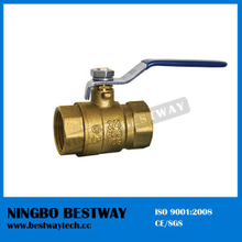 Two-Piece Brass Ball Valve Lead Free (BW-B88)