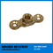 Pipe Clips Female Male Brass Backplate Extended Boss