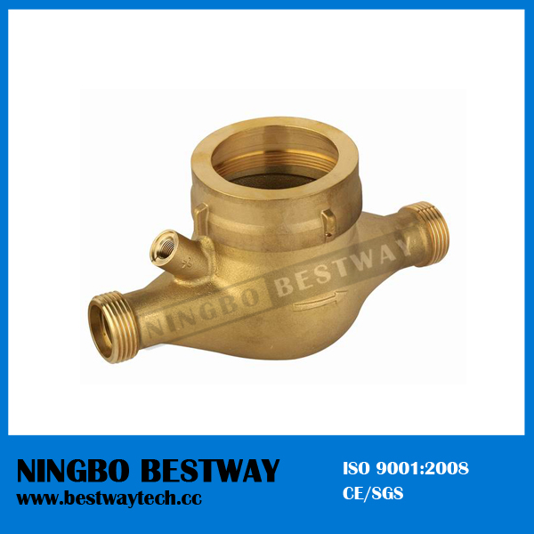 The Water Meter Body of Brass Water Meter Accessories (BW-712)