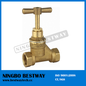 Best Quality Brass Stop Valve Water Cock Manufacturer (BW-S11)