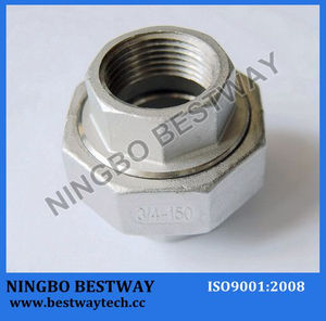 Stainless Steel Fitting Union