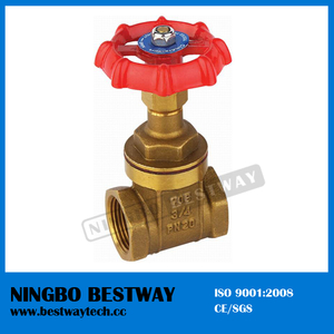 Forged Brass Gate Valve Manufacture (BW-G05)