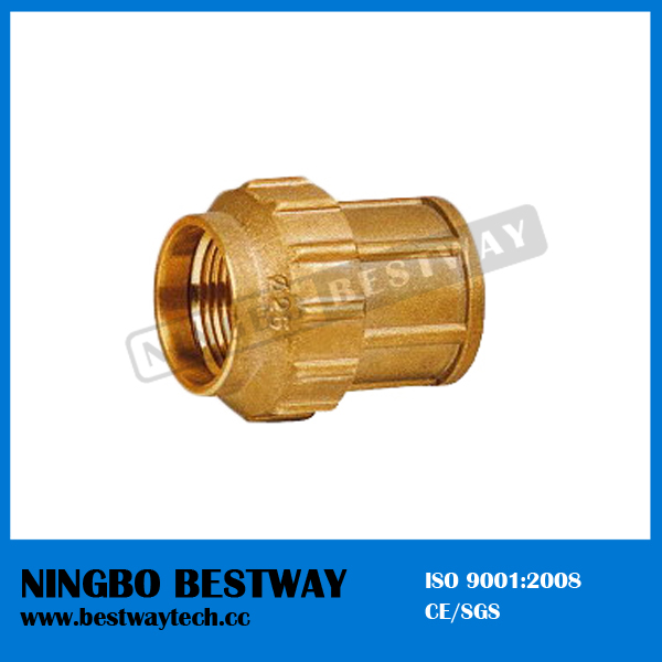 Straight Compression Fitting Fast Supplier (BW-302A)