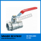 High Performance 1 Inch Brass Ball Valve Fast Supplier (BW-B20)