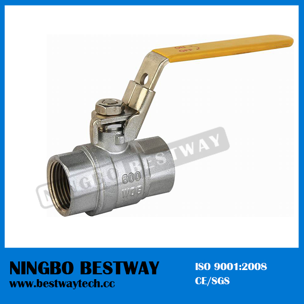 Brass Ball Valve with Key (BW-L10)