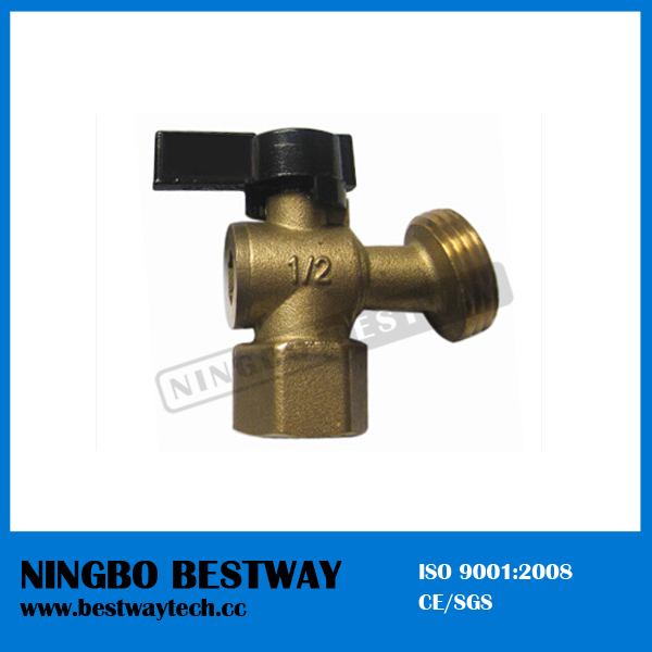 Quarter-Turn Lead Free Brass Sillcock Valves (BW-T12)