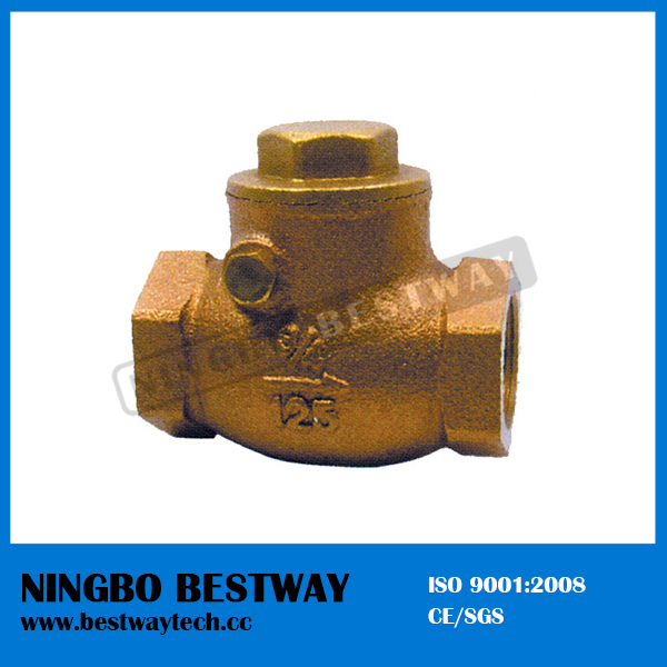 Non Return Bronze Swing Check Valve