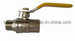 Brass Gas Ball Valve (BW-B144 FxM)