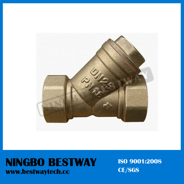 Hot Sale Brass Y-Strainer Valve