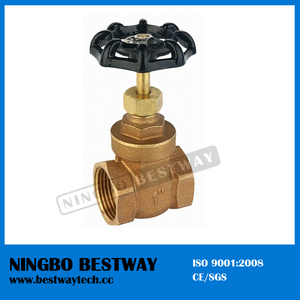 Price Aluminum Bronze Gate Valve Stock (BW-Q04)
