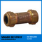 Short delivery date strict quality control bronze compression fitting (BW-Q12)