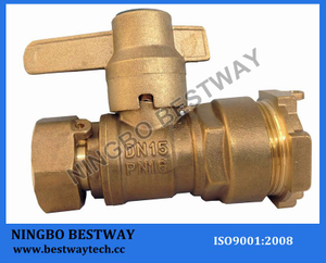 Straight Lockable Valve (BW-L18)