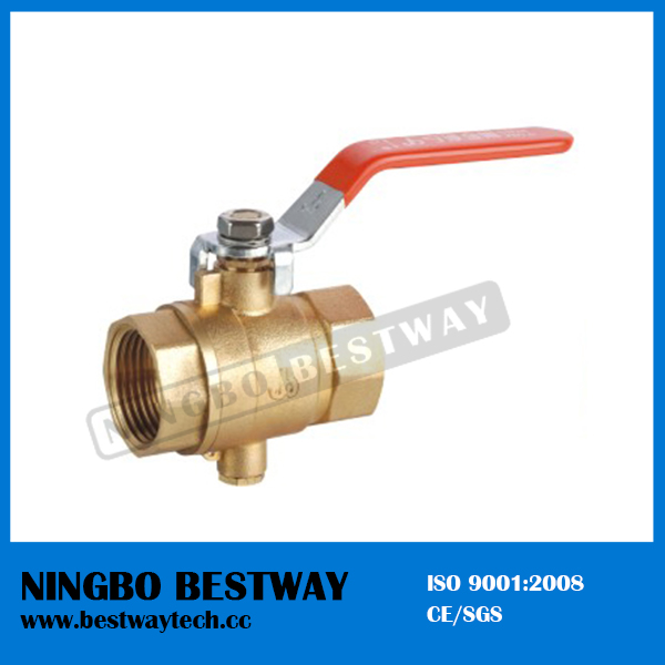 Level Handle Brass Temperature Forged Ball Valve (BW-B78)