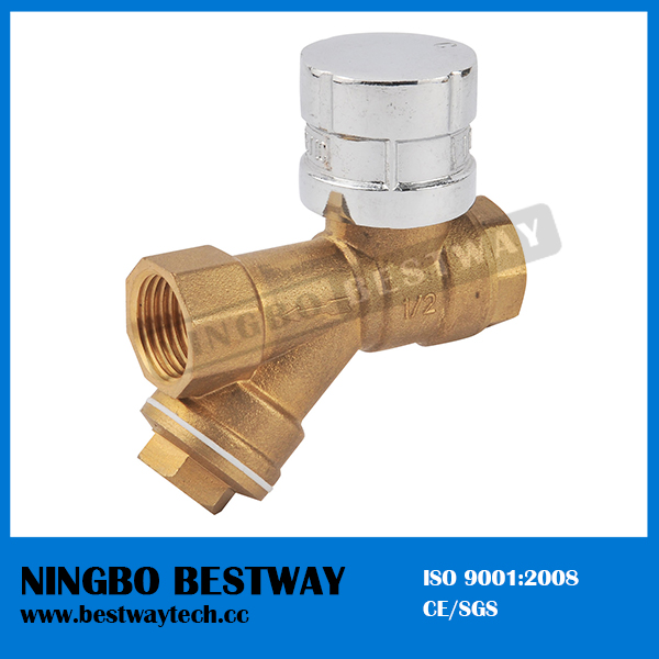 High Quality Y Strainer Magnetic Lockable Valve (BW-L20)