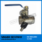 High Performance Brass Anti-Theft Ball Valve (BW-L32)