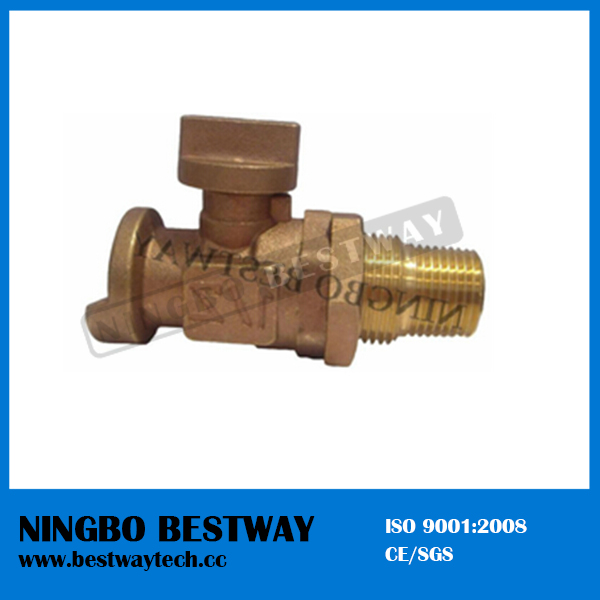 Two Piece Full Port 600wog Bronze Valve (BW-Q16)