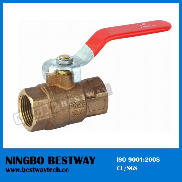 Top Bronze Ball Valve Producer (BW-Q01)