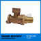 Hot Sale Bronze Valve for Water Meter (BW-Q16)