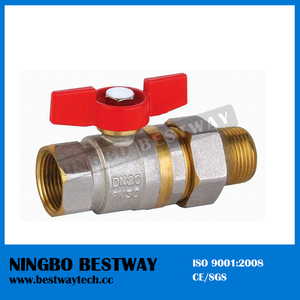 Dn20 Ball Valve with Female Male Thread (BW-B35)