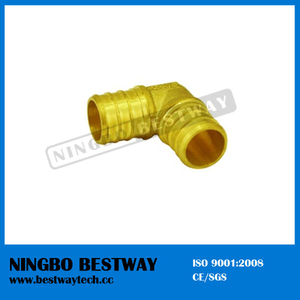 Lead Free Brass Pex Elbow Pipe Fitting