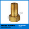 "1/2""-3/4""China Supplier Brass Water Meter Connector"
