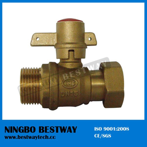 Lockable ball valve BW-L26