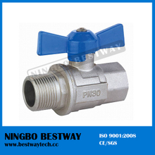 Female Male Ball Valve with T Handle (BW-B26)