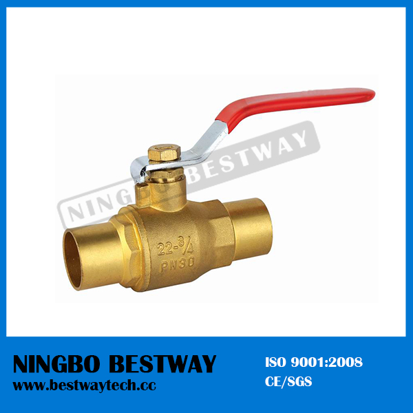 Brass Ball Valve with Limit Switch at Reasonable Prices (BW-B07)