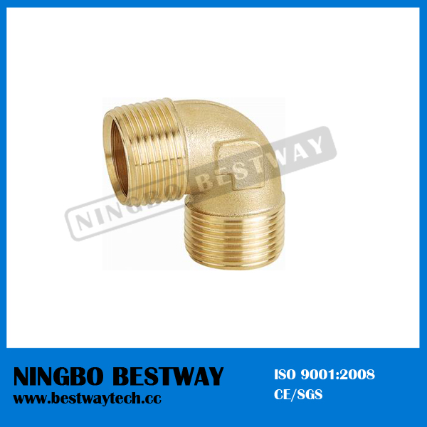 High Performance Forged Brass Elbow Fitting (BW-641)