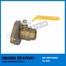 Best Sale Brass Flange Ball Valve Price (BW-B12)
