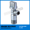 for Sale Angle Globe Valve with Plastic Handle (BW-A10)