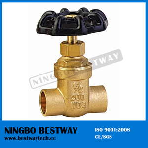 High Performance 4 Inch Gate Valve Supply (BW-G08)