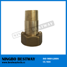 Eco Brass Water Meter Coupling (BW-LF707)