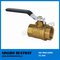 600 Wog Brass Ball Valve