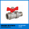 Threaded Ball Valve with T Handles (BW-B45)