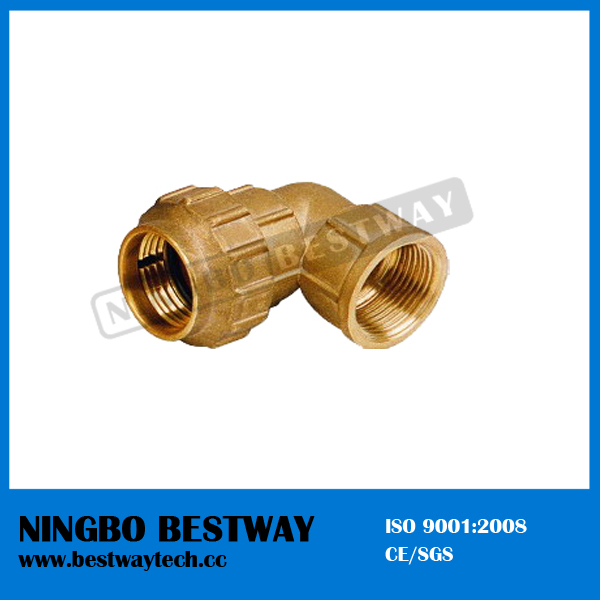 Brass Compression Fitting Hot Sale (BW-305)