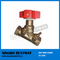 Brass Balance Valve Manufacturer Fast Supplier (BW-V08)