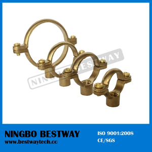 Brass Munsen Ring Saddle Clamp