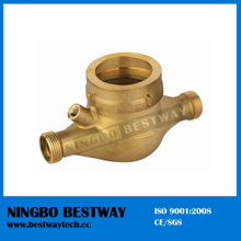 China Direct Factory Brass Water Meter Body (BW-712)