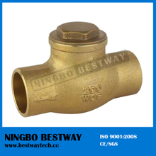PVC Swing Check Valve for Water Meter (BW-C05)
