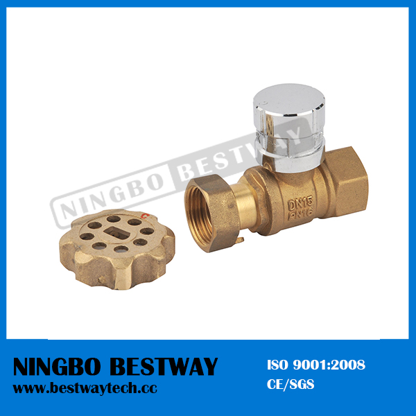 Magnetic Lockable Ball Valve