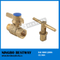Welcome OEM ODM excellent quality key lock ball valve (BW-L34)