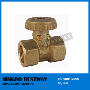 High Quality Brass Gas Valve Hot Sale (BW-V07)