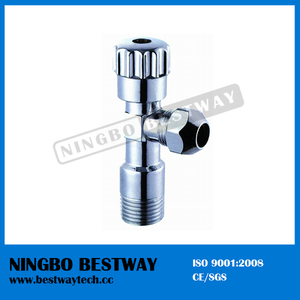 Zinc Angle Needle Valve China Supplier (BW-A12)