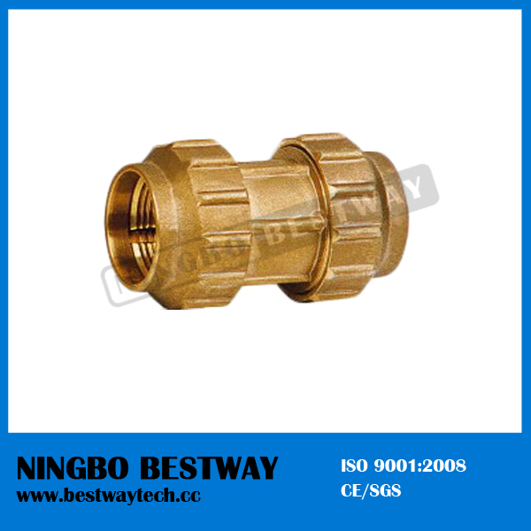 HDPE Pipe Compression Fitting Factory (BW-301)